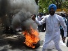 Sikhs Protest Against Government