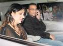 Virender Sehwag and Aarti