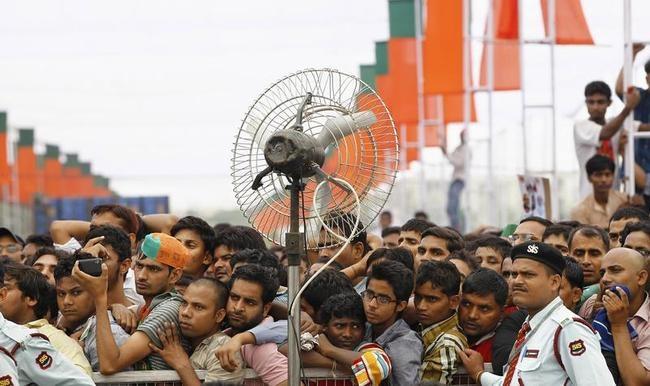 Rings of Protection Around Narendra Modi