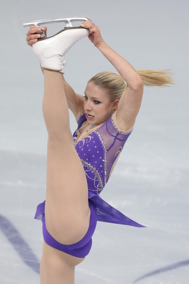 erotic ice skater