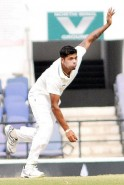 Umesh Yadav - The tearaway fast bowler