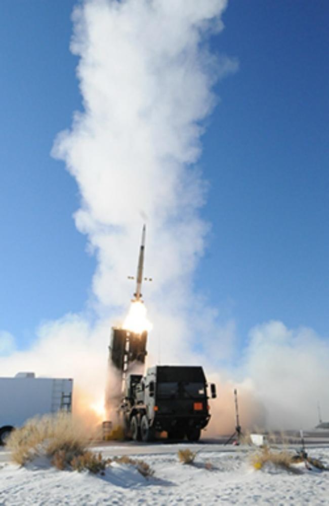 Medium Extended Air Defense System