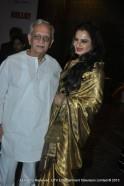Rekha and Gulzar