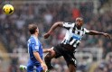 Newcastle United's Shola Ameobi,