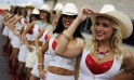 Grid Girls at US Grand Prix