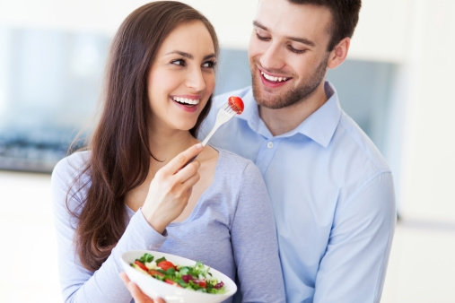 Health Tip for A Great Sex Life # 1: Opt for a healthy diet