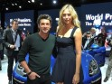 Maria Sharapova at Los Angeles Auto Show