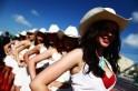 Grid Girls at US Grand Prix