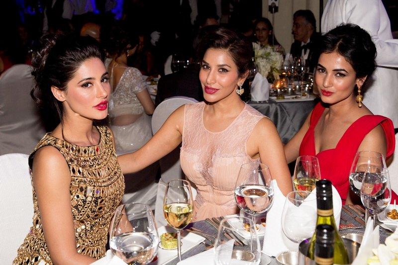 Nargis Fakhri, Sophie Choudry, Sonal Chauhan