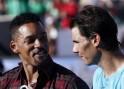 Will Smith, Rafael Nadal