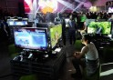 Xbox fans play the latest games as DJ Joel Thomas Zimmerman