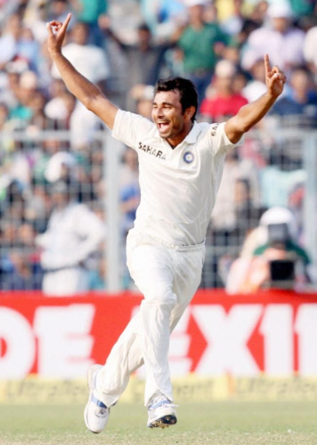 Mohammed Shami - The in-form seamer