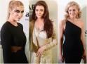 Sharon Stone, Kesha, Hillary Swank at Aishwarya Rai Bachchan