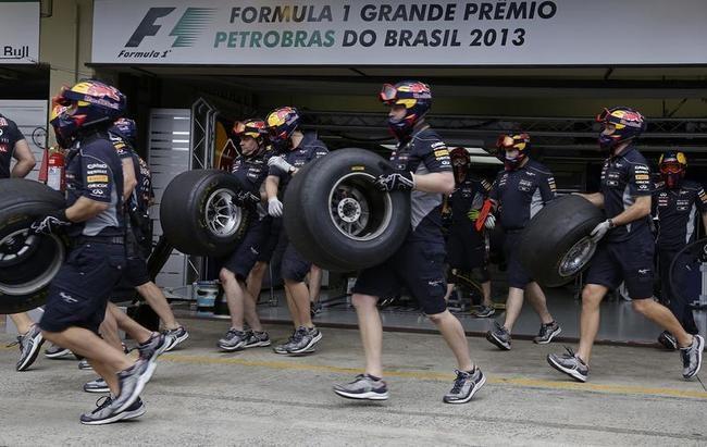 Red Bull F1 Crew