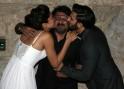 Sanjay Leela Bhansali, Ranveer Singh, Deepika Padukone