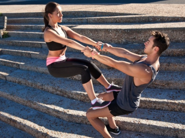 Health Tip for A Great Sex Life # 2: Exercise regularly