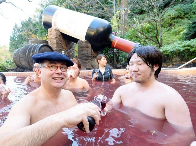 World's Best Wine Party