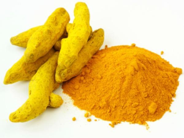 Coriander and Turmeric powder