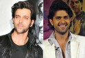 Hrithik Roshan and Harman Baweja