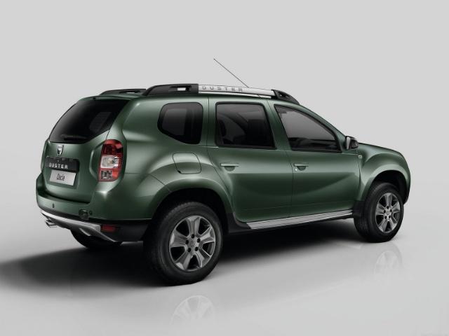 2014 Dacia / Renault Duster