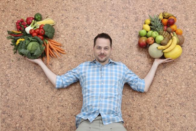 диета для похудения овощи и фрукты