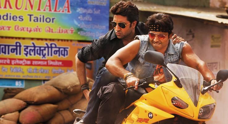Abhishek Bachchan and Uday Chopra