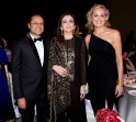 Vineet Jain, Nita Ambani, Sharon Stone