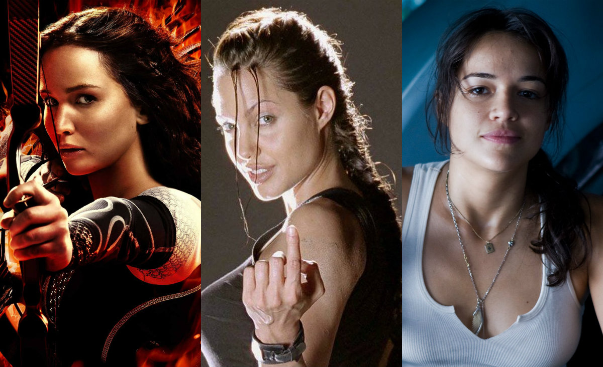 Action Heroines