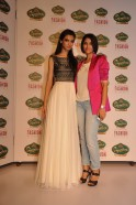 Diana Penty with DRASHTA at Day 2 of Signature International Fashion Weekend