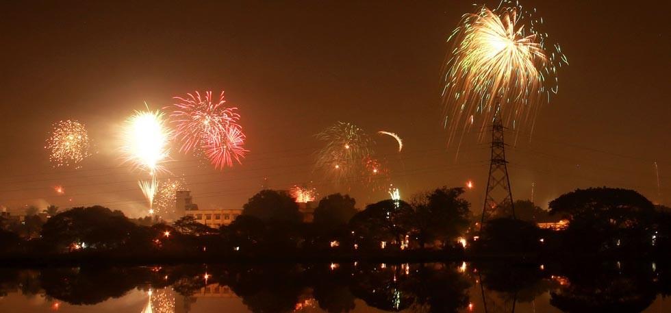 Healthy Diwali