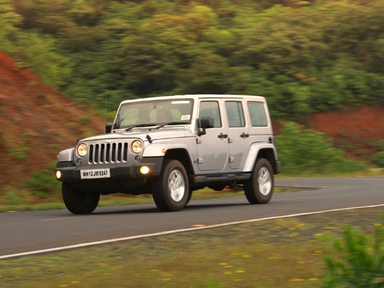 If you have a penchant for adventure on wheels and think about going to places where few would dare to wander we have just the right set of wheels for you. Presenting the Jeep Wrangler Unlimited Sahara!
