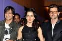 Hrithik Roshan, Kangana Ranaut, Viveik Oberoi