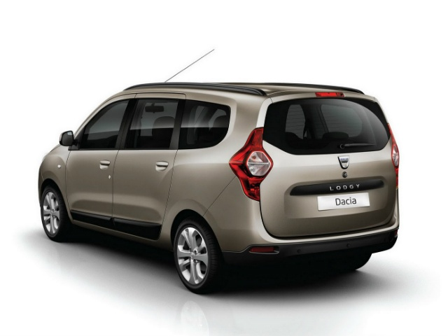 The Lodgy should be about 4500mm long and feature ample amounts of interior space for both passengers and luggage.