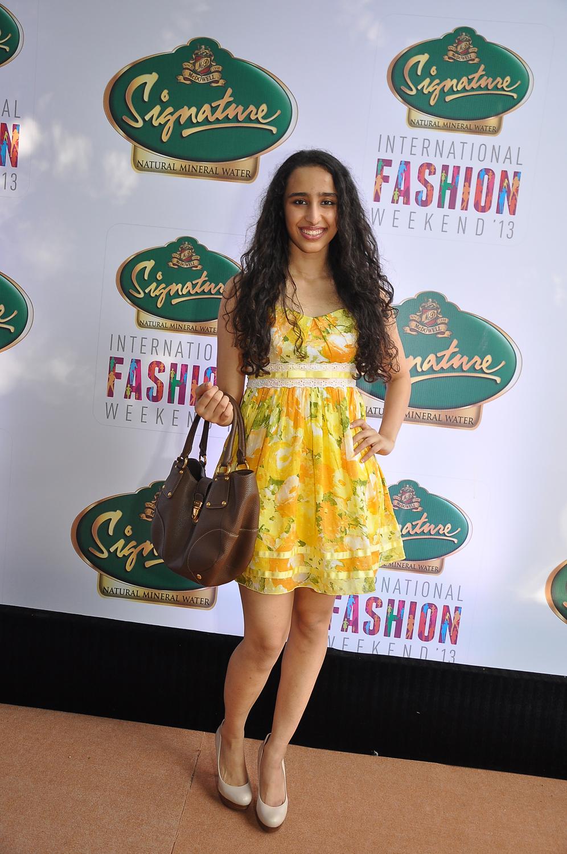 Namrata Purohit_Signature International Fashion Weekend