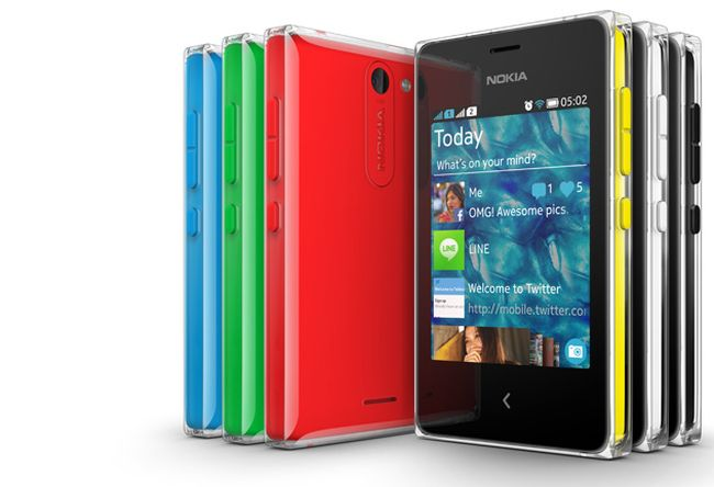 Nokia Asha 500 is based on the all new Nokia Asha platform and the phone comes with a new look and design.