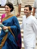 Rahul & Priyanka Gandhi