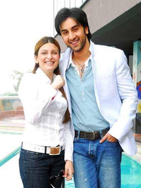 Ranbir & Riddhima Kapoor