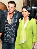 Sanjay & Priya Dutt