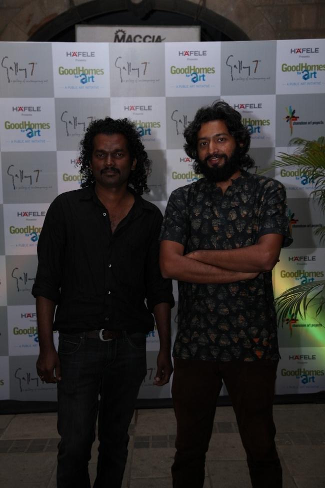 Sanjeev and Sameer Tawde