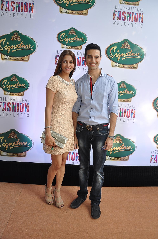Shilpa and Apoorva Agnihotri_Signature International Fahion Weekend
