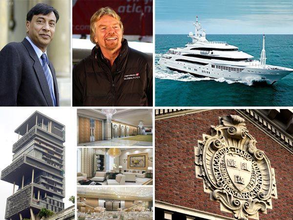 Wealthiest bachelors