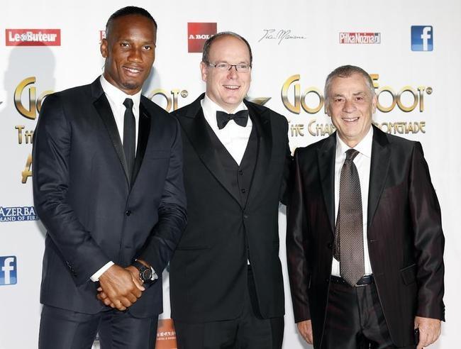 2013 Golden Foot Award Gala