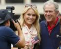 Lindsey Vonn, George W. Bush
