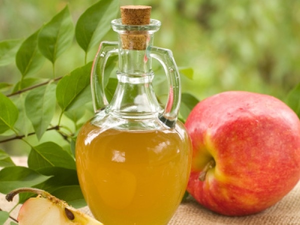 Food Cures for Disease Prevention # 15: Apple cider vinegar for itchy skin
