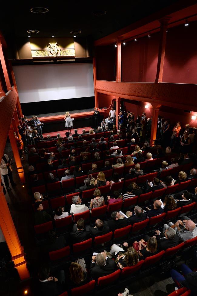 World's Oldest Cinema Theatre