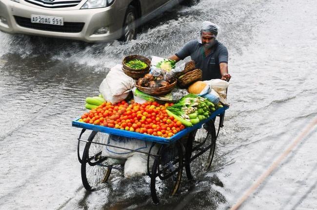 Heavy Rain Batters Andhra Pradesh