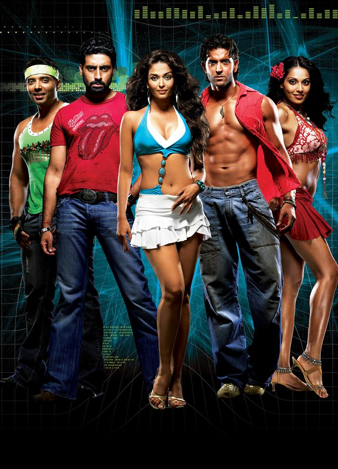 'Dhoom 2' was one of the first major Bollywood productions to be shot in Rio de Janeiro, Brazil. The cast, in particular, were thrilled since the locals had little knowledge of Hindi films or actors and therefore, they could wander around freely without being harassed by fans