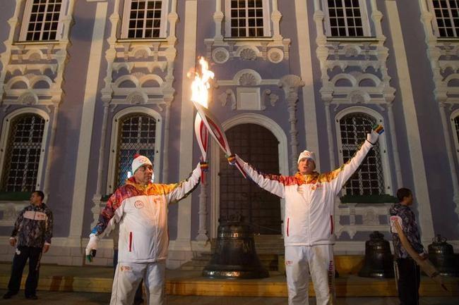 Pavel Dudchenko, Alexey Shpilevoy