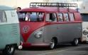 Volkswagen Kombi Vans