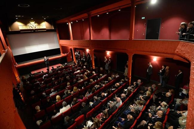 World's Oldest Cinema Theatre